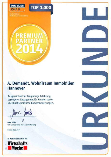 Premium Partner - ImmobilienScout24